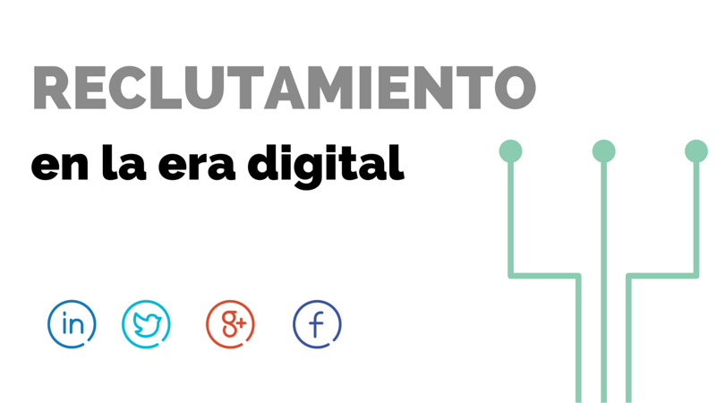 reclutamiento en la era digital