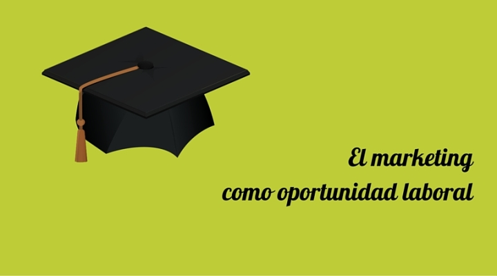 marketing oportunidad laboral